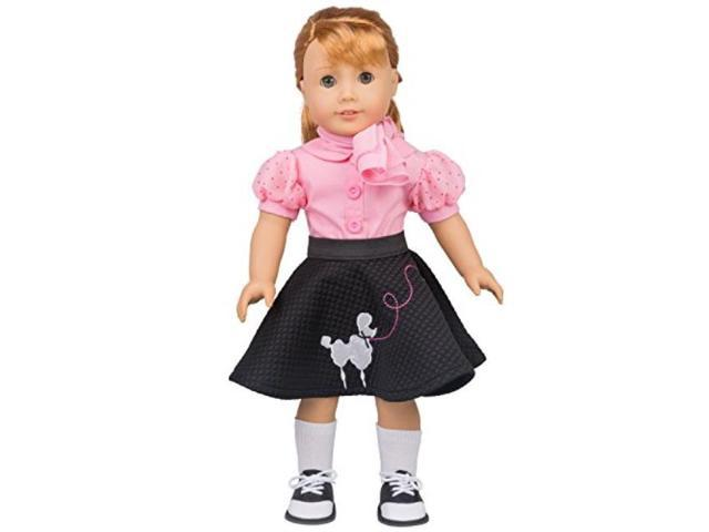 Brand New in Box American Girl Maryellen/'s Poodle Skirt