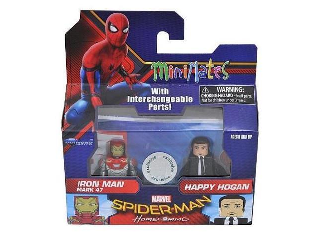 Sealed Marvel Minimates Heroes United Exclusive Mail-Away Promo Iron Man