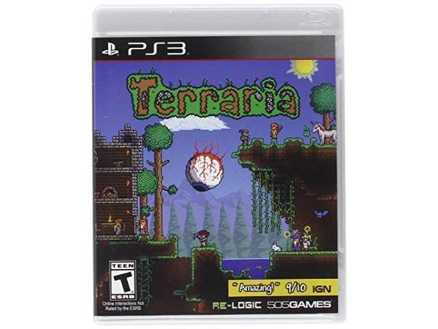 Terraria PS3 - Newegg com
