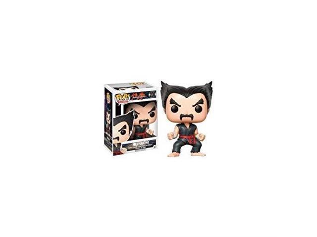 Funko Tekken POP Heihachi Vinyl Figure NEW IN STOCK Toys Video Game