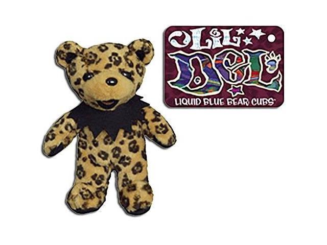 lil grateful dead bean bear collectibles lil del toy - Newegg com