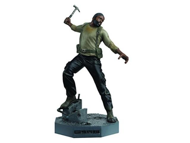 The Walking Dead Tyreese Williams Figurine Collector/'s Models Eaglemoss New