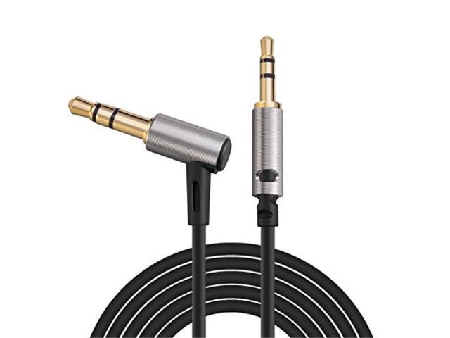Replacement Cable for Bose Quiet Comfort 3 Headphone 2.5-mm 4-poles to 3.5-mm