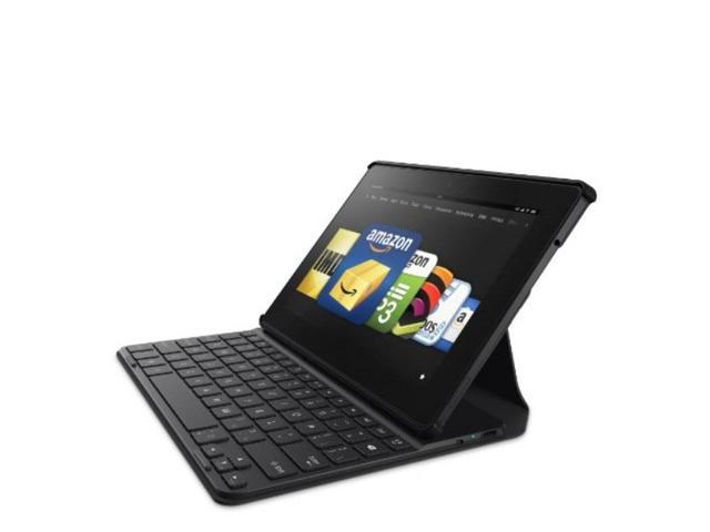sale retailer 89aa1 e3e04 belkin kindle keyboard case for fire hdx 8.9 will fit 3rd and 4th  generation - Newegg.com