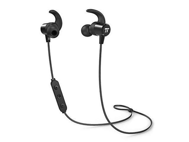 daffb88ed4f bluetooth headphones, taotronics sweatproof wireless earphones, ipx6  waterproof sports headphones with 8 hour playtime