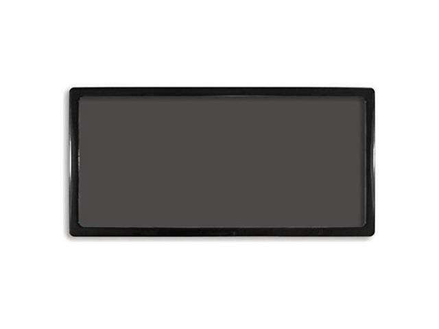 Top Filter DEMCiflex Dust Filter for Corsair Graphite 780T Black Frame//Black Mesh