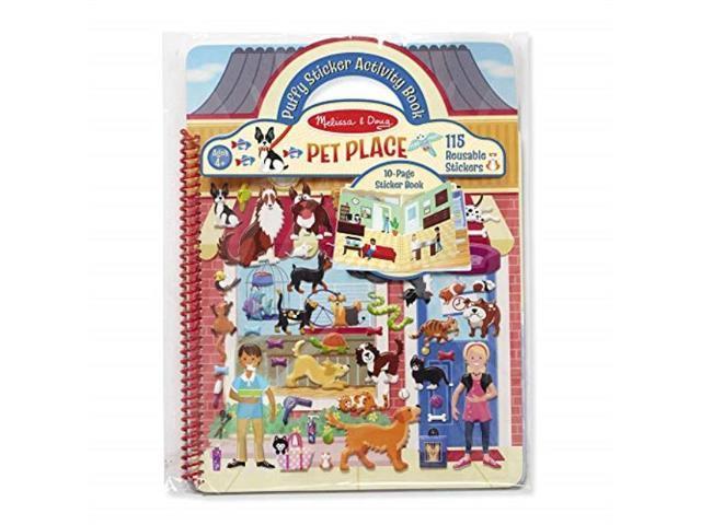 Sports Sticker Activity Book