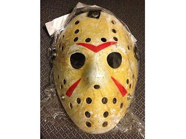 Halloween Costume Jason Friday 13th.Unbranded Friday The 13th Hockey Mask Jason Vs Freddy Halloween Costume Mask Newegg Com