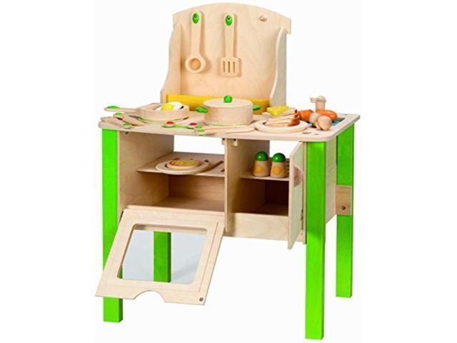 hape my creative cookery club kid\'s wooden play kitchen - Newegg.com