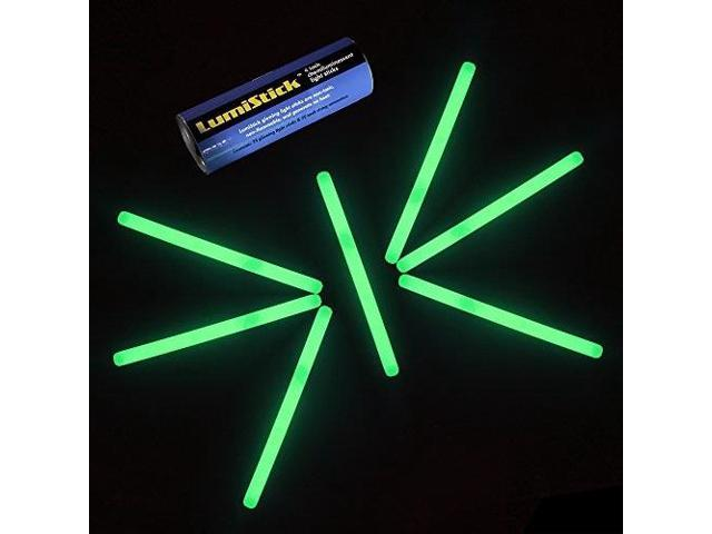 Glow Sticks Avec Détachable Connecteurs et cordesKid Safe environ 10.16 cm Lumistick 4 in
