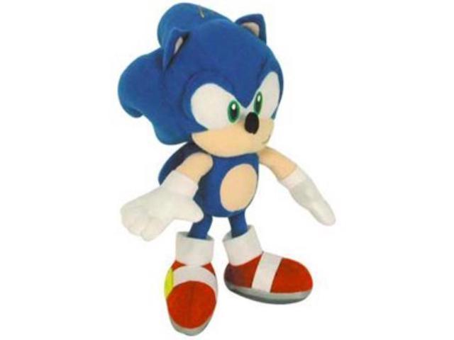 Official Blue Sonic The Hedgehog Plush Toys 10 Newegg Com