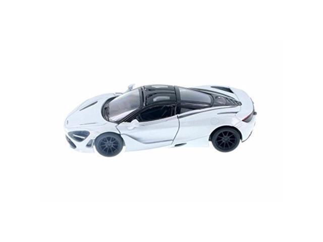 kinsmart mclaren 720s, pearl white 5403d 1/36 scale diecast model toy car  but no box - Newegg com