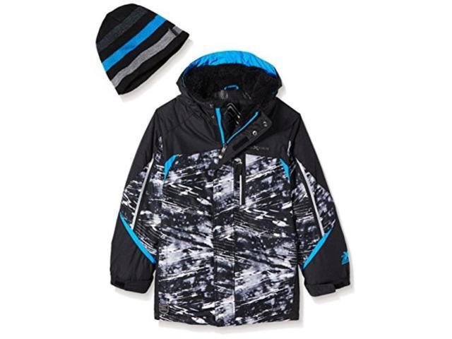 ZeroXposur Boys Big Thunder Snowboard Jacket