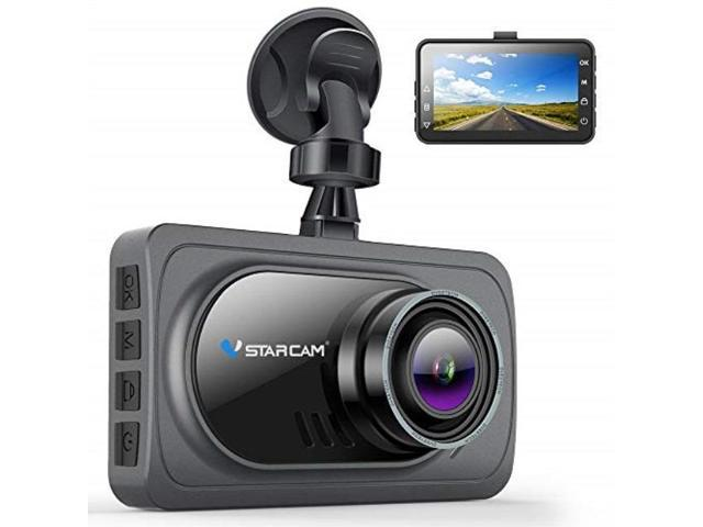 vstarcam dash cam 1080p dash camera for cars,super wide angle car camera  with super night vision,3