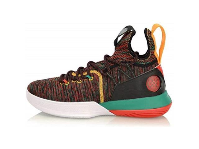 plus récent a1d11 5abb4 lining ait vi wade men shock absorption professional basketball shoes  sports lining antislip wholewoven sneakers sports shoes red green abap005  us 10 ...