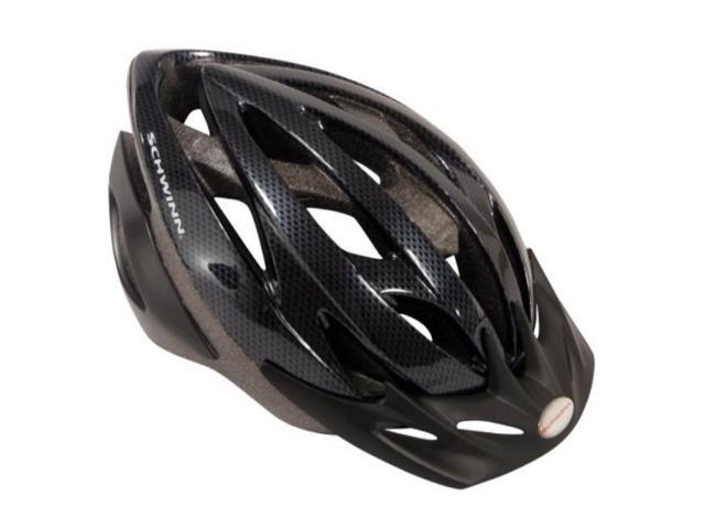 Schwinn Thrasher Lightweight Microshell Bicycle Helmet Featuring 360 Degree Comf