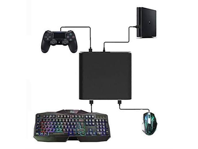 J Top Keyboard And Mouse Adapter Converter For Playstation 4 Nintendo Switch Xbox One Newegg Com