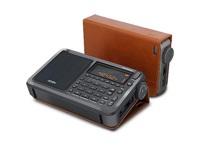 Eton Executive Satellite AM FM Shortwave Radio with RDS, Aircraft SSB