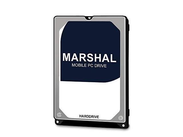 Marshal 1TB Internal Hard Disc Drive MAL21000SA-T54 HDD 2.5 Inch SATA 1000GB 1TB 5400RPM 9.5mm Toshiba Based White Label HDD Renewed