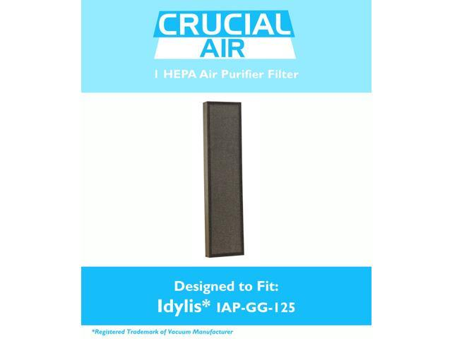Idylis Air Purifier Filter, Fits IAP-GG-125 Air Purifier - Newegg com