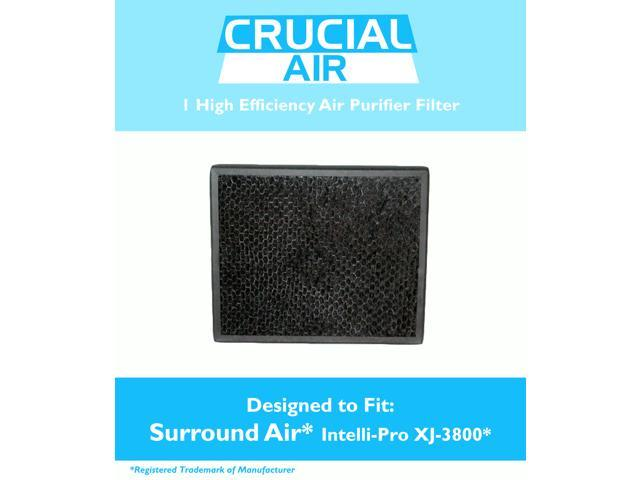 Surround Air Replacement Filter Fits Intelli Pro Xj 3800 Series Purifier