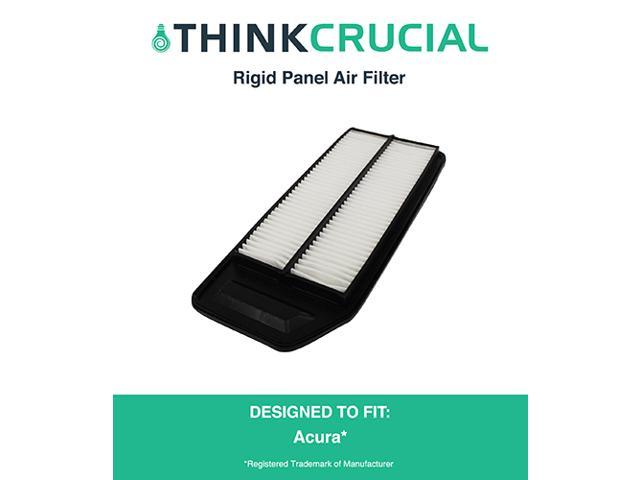 Rigid Panel Air Filter Fits Acura TSX Honda Accord Compare To - Acura tsx air filter