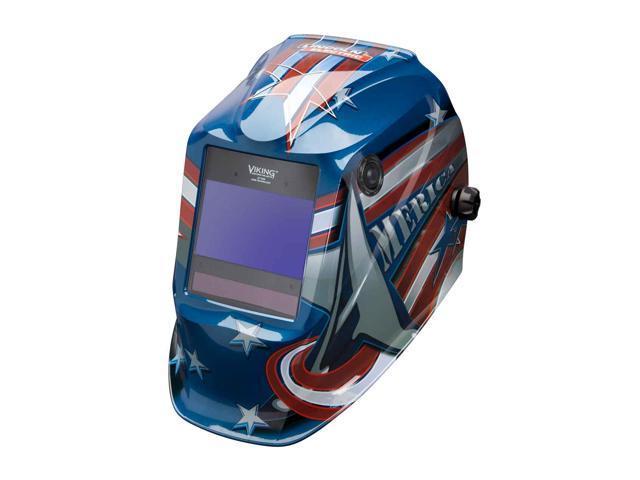 Lincoln Electric Viking 2450 All American Auto Darkening Welding Helmet With 4c Lens Technology K3174 4 Newegg Com