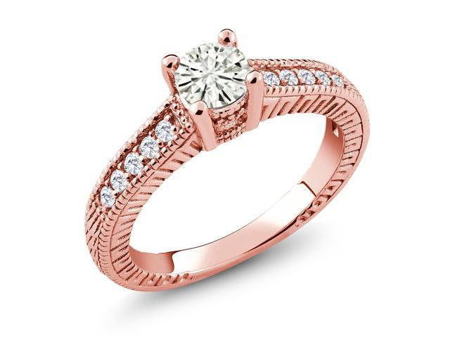 656a0c9ee Rose Gold Plated Silver Ring - Image Of Bear and Rose Imagetool.Co