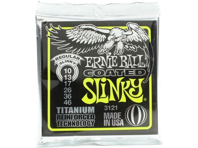 Ernie Ball 3121 Coated Cobalt Regular Slinky Electric