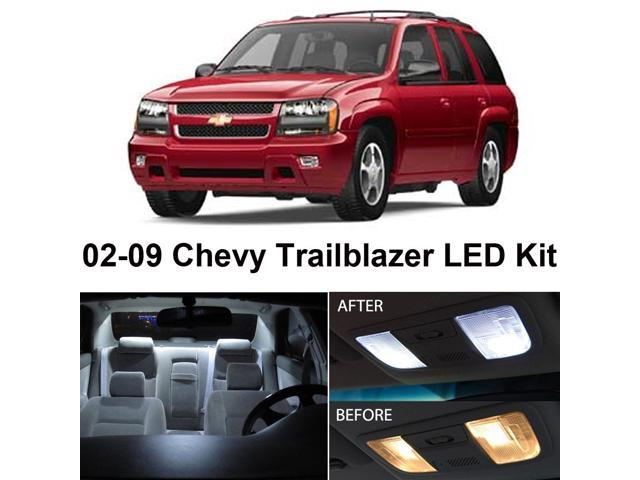 Premium Rear Wheel Bearing Seal Kit For Chevy Trailblazer 2002-2009 Set of 2