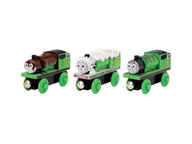 Thomas Friends Wooden Railway Adventures Of Percy Neweggcom