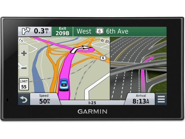 Free Garmin Maps >> Garmin Nuvi 2689lmt 6 Inch Gps W Free Lifetime Maps Traffic