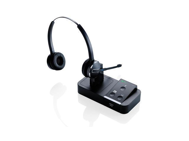 Jabra Pro 9450 Duo Wireless Headset Newegg Com