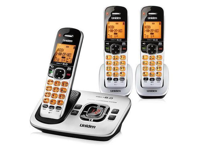 Panasonic KX-PRD262W Link2Cell Dock Style  2 Handsets White Ipod Dock