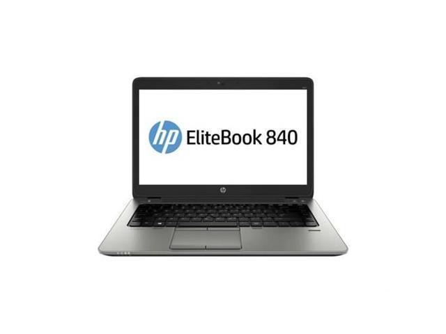 HP EliteBook 840 G2 (L3Z73UT#ABA) Laptop - Intel Core i5 5300U (2 30 GHz) 8  GB DDR3L 256 GB SSD Intel HD Graphics 5500 14 0