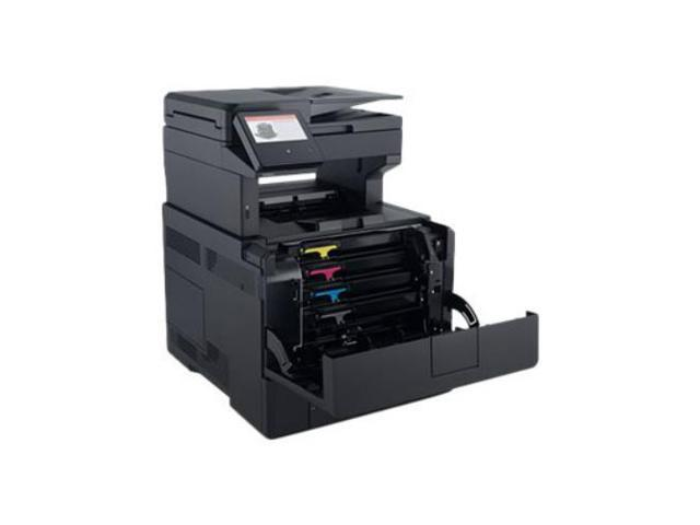Dell - S3845CDN - Dell S3845cdn Laser Multifunction Printer - Color - Plain  Paper Print - Desktop - - Newegg com