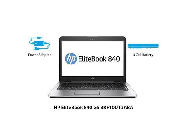 HP EliteBook 840 G5 (3RF10UT#ABA) Intel Core i5-8350U 8GB DDR4 256GB M 2  SSD Intel UHD Graphics 620 Windows 10 Pro 14 0