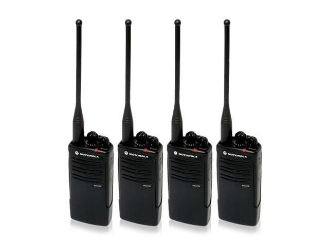 Motorola RDU4100 (4 Pack) RDX Business Series Two-Way UHF Radio - Newegg com