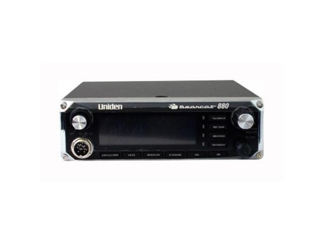 f44c0fdc4d349 Uniden Bearcat 880 CB Radio with 7 Color Backlit Display & NC Mic -  Newegg.com