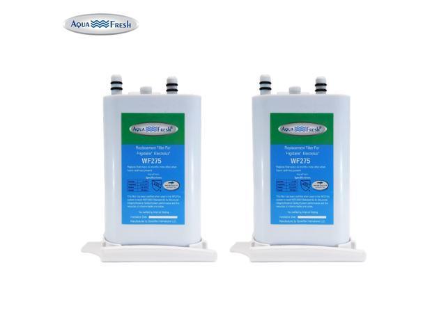 Aqua Fresh WF275 Replacement Refrigerator Water Filter For Frigidaire  PHS69EHSS1 (2 Pack) - Newegg com