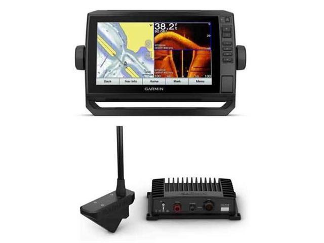 Garmin ECHOMAP Plus 93sv w/ GT52HW-TM w/ Panoptix Livescope system  Chartplotter with Panoptix Livescope System - Newegg com