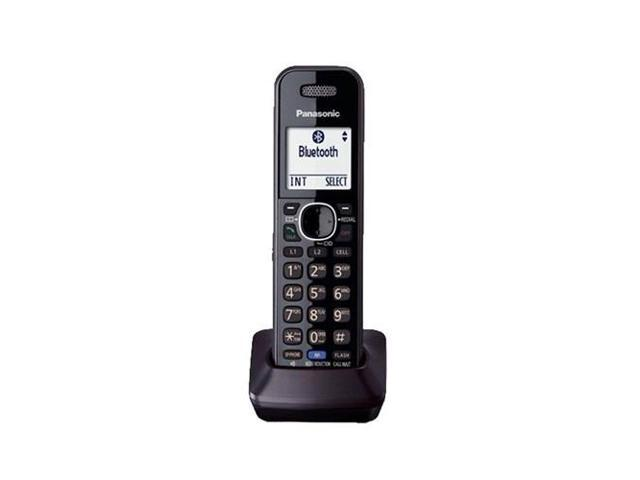 Panasonic Kx Tga950b Handset Charger 2 Line Operation W Headset Jack Newegg Com