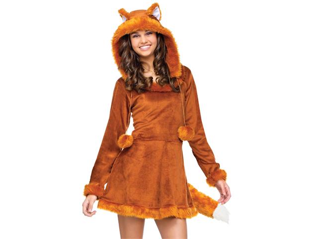 Junior Teen Girls Furry Fox Kitsune Cosplay Halloween Costume  sc 1 st  Newegg.com & Junior Teen Girls Furry Fox Kitsune Cosplay Halloween Costume ...