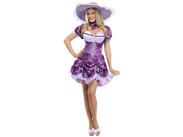 sexy womens southern belle dress halloween costume