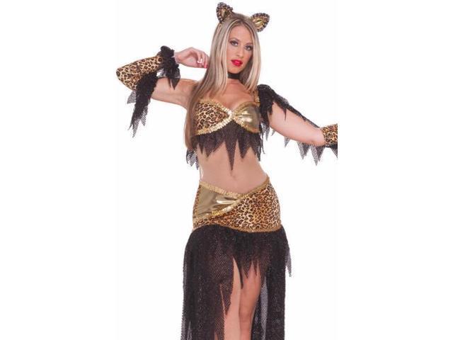 9708f330bc9e8 Sexy Leopard Ballroom Dancing Cat Outfit Costume - Newegg.com