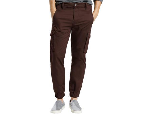 3bfeabe9 Levi's Mens Slim Banded Cargo Casual Jogger Pants blackcoffeetwill 32x32