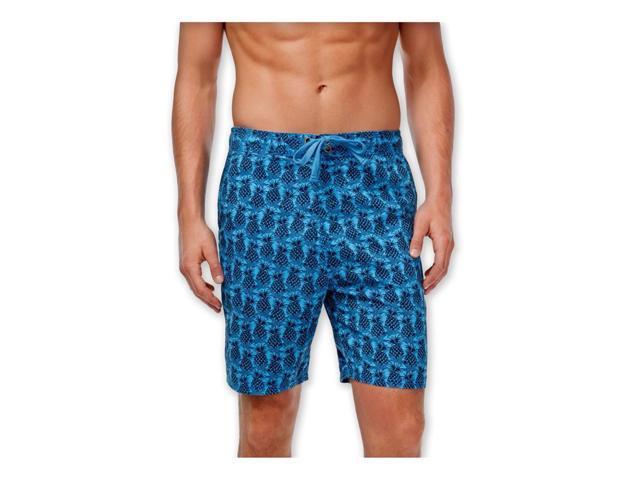 2a68fa10c2 Weatherproof Mens Vintage Pineapple Swim Bottom Board Shorts surf S