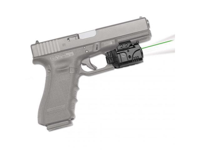 Crimson Trace CMR-204 Rail Master Pro Universal Green Laser Sight &  Tactical Light - Newegg com