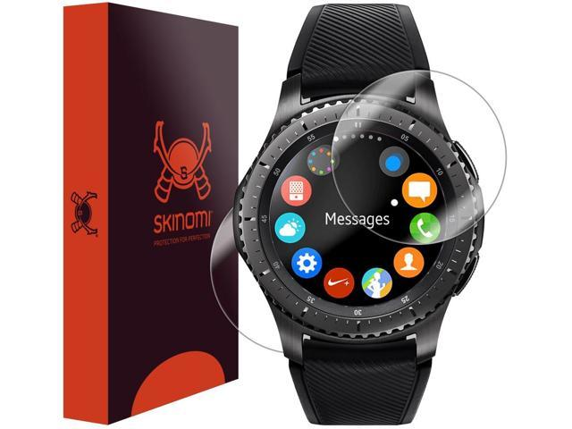 Samsung Gear S3 Frontier Screen Protector Full Body SM R76046mm