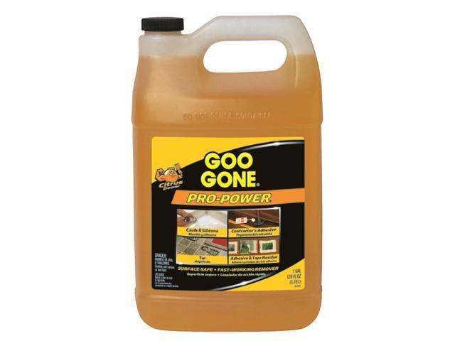 Goo Gone 128 Oz 1 Gallon Removes Stickers Grease Gum